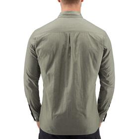 Haglöfs Vejan T-shirt à manches longues Homme, sage green